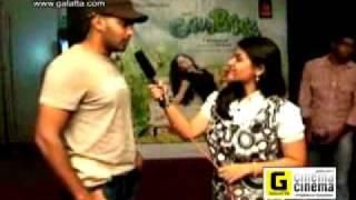 Chikku Bukku Premiere At Bangalore