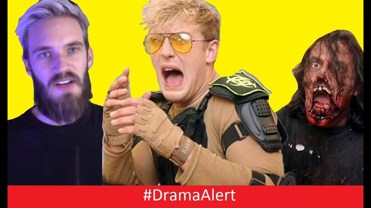 jake-paul-takes-over-pewdiepie-youtube-red-show-dramaalert-logan-paul-dumb-ricegum-kicked-out