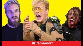 Jake Paul Takes over PewDiePie YouTube Red Show! #DramaAlert Logan Paul DUMB! RiceGum Kicked Out?