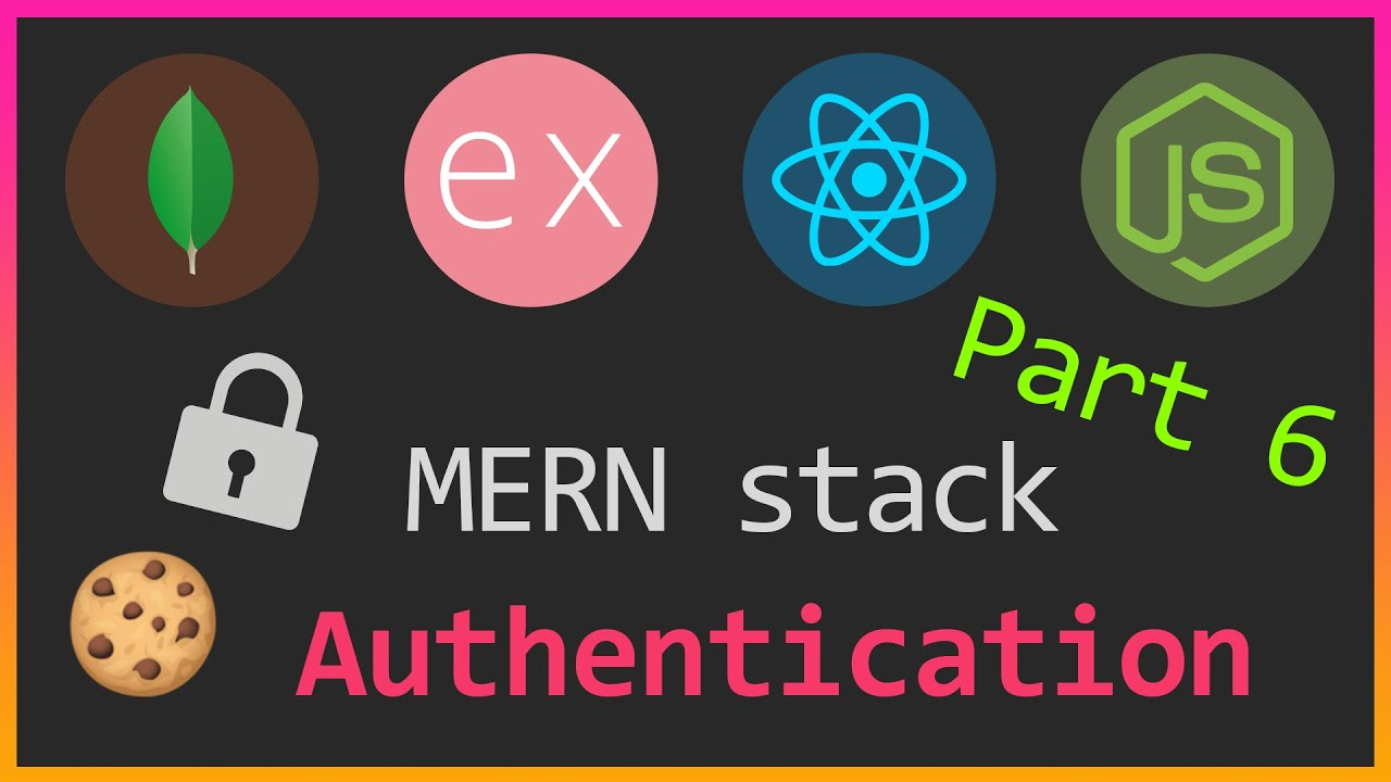 MERN Stack Secure Authentication | Log users in and out | JWT, Cookies, Bcrypt, React Hooks
