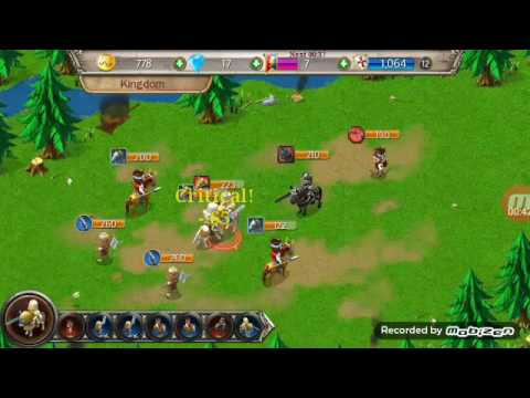 Kingdoms And Lords-Attack The Lady Of The Coast-(Stage 2)-(Level 2)