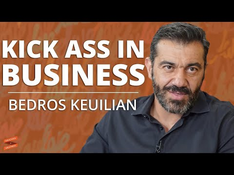 How to Kick Ass in Business and Life with Bedros Keuilian and Lewis Howes