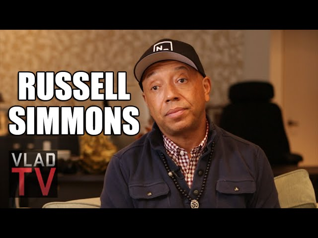 Russell Simmons Says He Stopped Getting High at 30 (Except During Holidays)