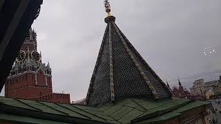 Фото #Прогулка по Москве онлайн. Покровский собор на Красной площади.