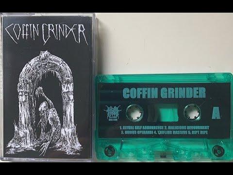 Vital Vinyl Vlog: Coffin Grinder-Demo 2001
