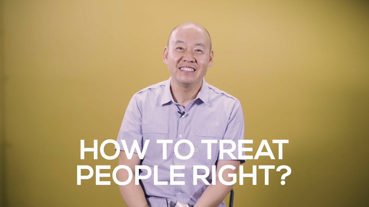 How do you treat people right? // Q+A From the Book of James
