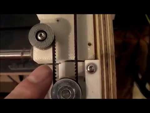 X3D Błędy w składaniu drukarki X3D ,core xy #019