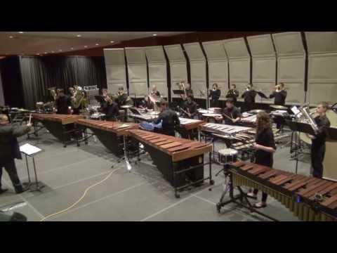 Cedar Ridge Percussion at TMEA 2014