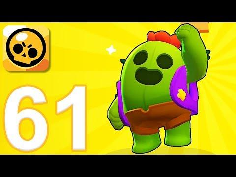 Brawl Stars - Gameplay Walkthrough Part 61 - Spike (iOS, Android)