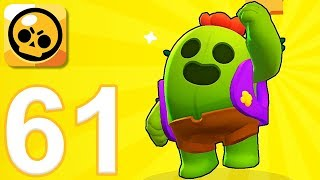 Brawl Stars - Gameplay Walkthrough Part 61 - Spike (iOS, Android)