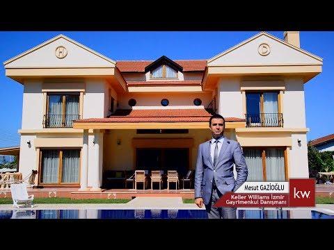 Keller Williams Mesut Gazioglu Izmir Narlidere Sahilevleri Satilik Villa Tanitim Filmi