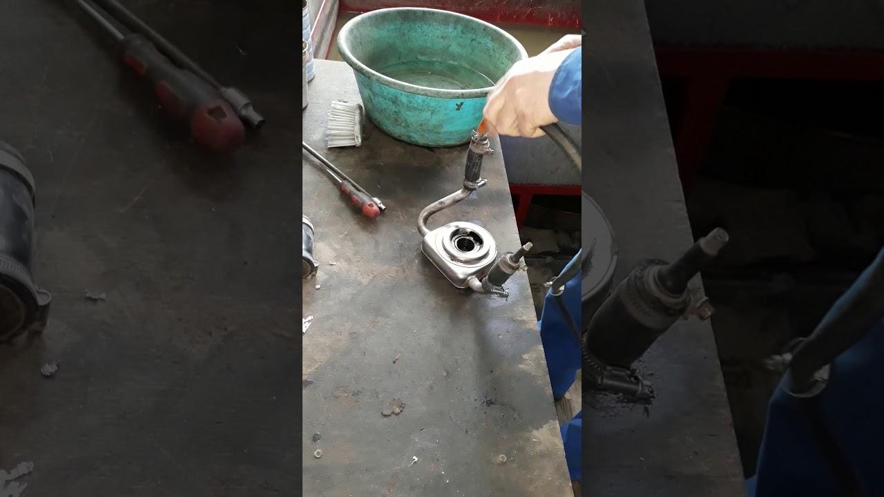 Проверка теплообменника Кожухотрубный испаритель Alfa Laval DXS 235R Сургут