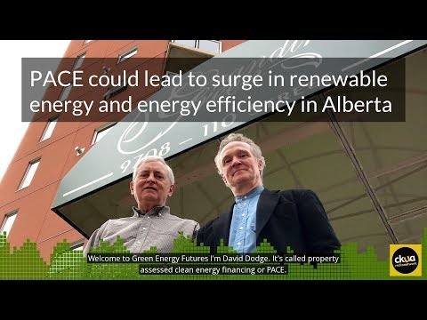 PACE financing could lead to surge in green investment in Alberta