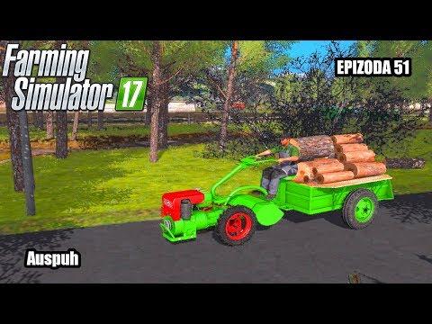 Farming Simulator 2017 | Auspuh | Epizoda 51
