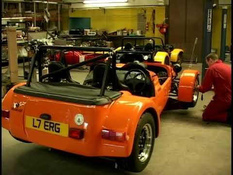 Jane Omorogbe has a look at Westfield Kit Cars