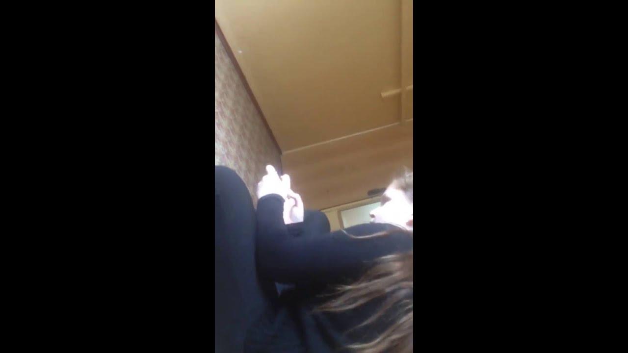 скрытое видео девушек дома с мужьями - 2