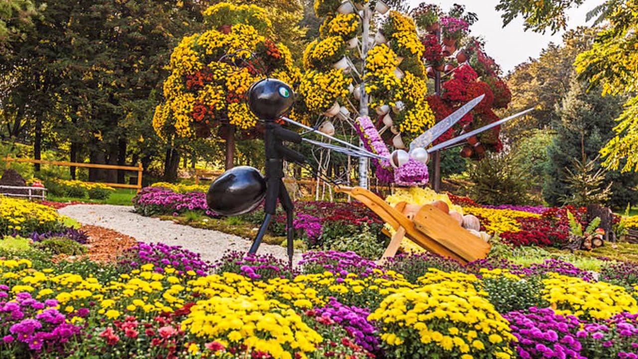 Los jardines mas bellos del mundo amigoparasiempre gabitos for Jardines bellos fotos
