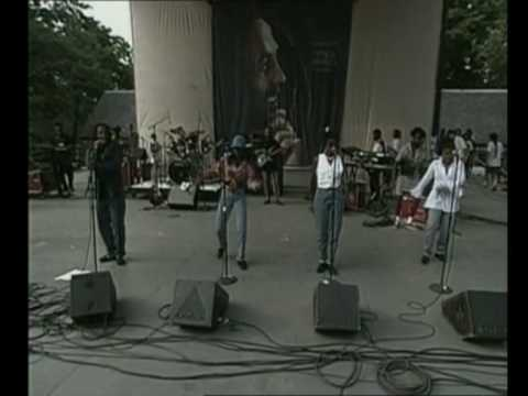 Ziggy Marley & the Melody Makers - Natty Dread - Central Park New York 1996