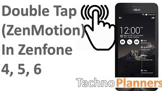 Repeat youtube video Get Double Tap (ZenMotion) feature in Asus Zenfone 5 - How To