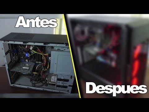 Renovación TOTAL de computadora ¡La rescatamos de morir pronto!