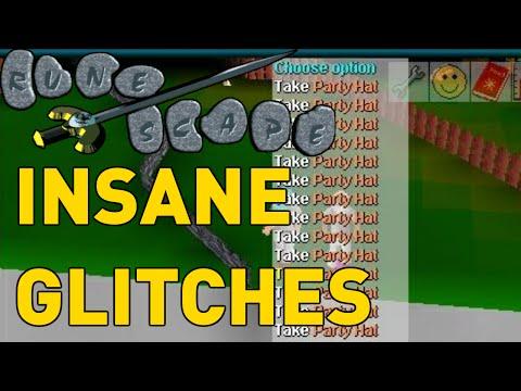 5 Insane RuneScape Classic Glitches