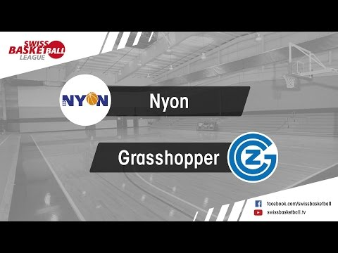 BM_D3: Nyon vs Zürich