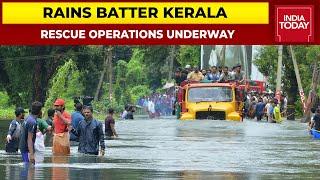Kerala Flood: Orange Alert Issued In Several Districts, Kottayam, Idukki Worst-Hit   India Today