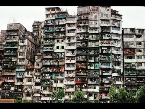 Kowloon Walled City RTHK Cantonese Documentary (English Subt