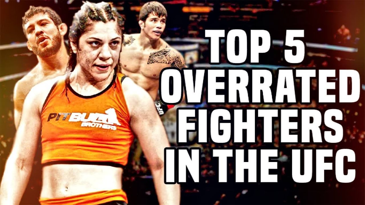10 of the biggest overhyped mma fighters of all time - Top 5 Overrated Fighters In The Ufc 2016 Mma Release