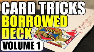 Card Tricks with a Borrowed Deck (Vol 1): In their Hands
