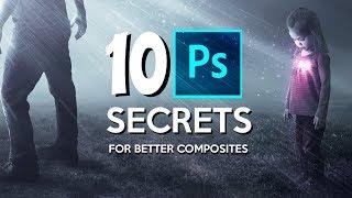 10 Photoshop Secrets for Better Composites