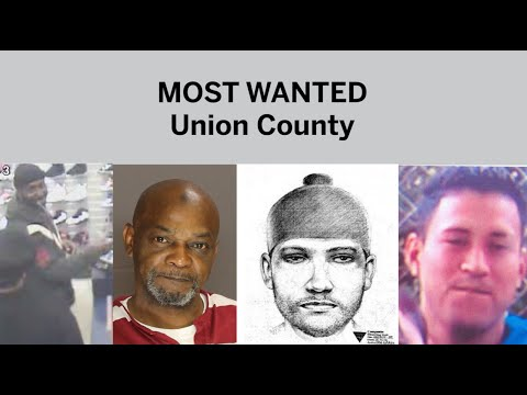 Most wanted in Union County