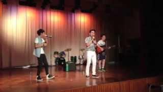 FANTAZ - 海闊天空@陳兆民中學Live Show