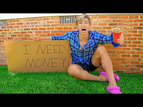 I AM BROKE!! (Can I Make Enough Money to Survive?!)