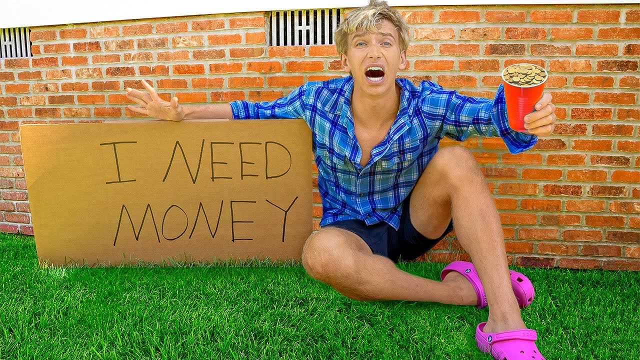 Download I AM BROKE!! (Can I Make Enough Money to Survive?!)