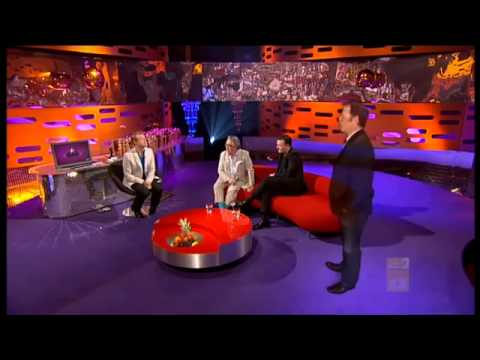 The Graham Norton Show 2009 S5x03 Ronnie Corbett, Ricky Gervais Part 2 YouTube