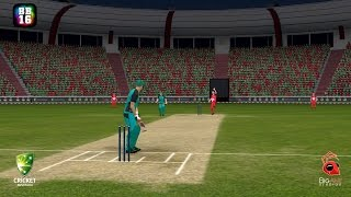 big bash 2016 by cricket australia android gameplay hd