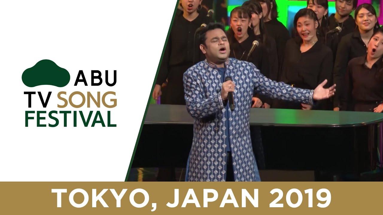 Download A.R. Rahman - Mausam & Escape/Jai Ho! (India) - ABU TV Song Festival 2019