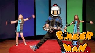 WHO THE FUCK DOES A BOMBERMAN RAP