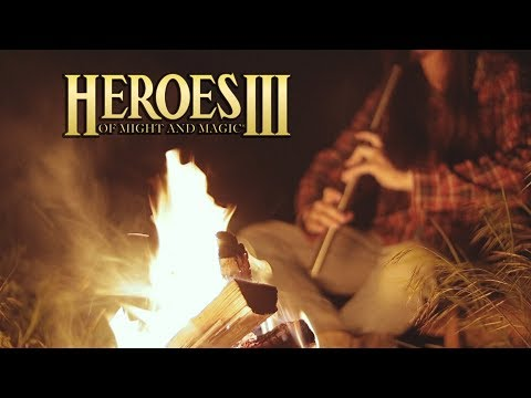 Heroes of Might and Magic III - Stronghold Theme - Cover by Dryante