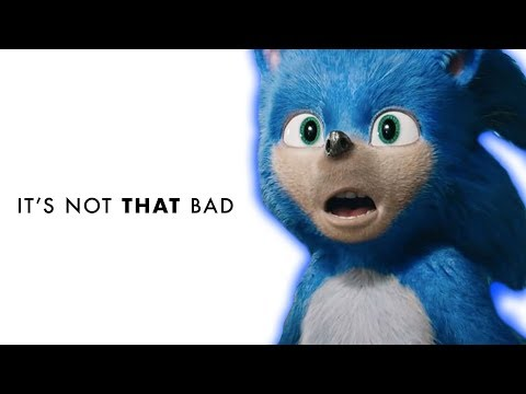 The Sonic Trailer Isn't THAT Bad