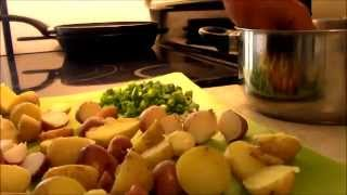 Simple, Quick And Delicious Potato Salad Recipe