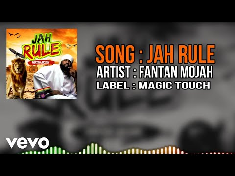 Fantan Mojah - Jah Rule (Official Audio)