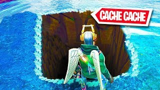 LE PLUS GRAND CACHE CACHE DU MONDE DANS LE NOUVEAU LOOT LAKE !