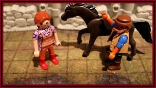 Amelia's Horse Ranch: a Playmobil & My Little Pony Horse Adventure
