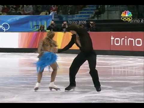 турин 2006 фигурное катание олимпиада танцы