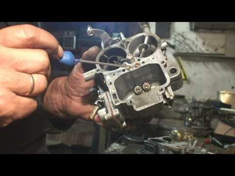 Наиль ремонт карбюратора видео