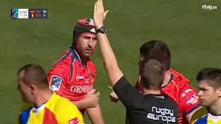 España - Rumanía   Rugby Europe Championship 2018   Highlights