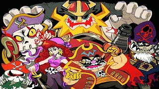 Wario Land Shake It! Wii Speedrun Longplay 100%