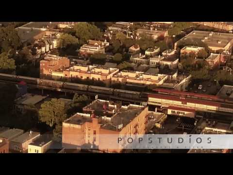 Epic Drone footage of Music Artist in the Bronx New York